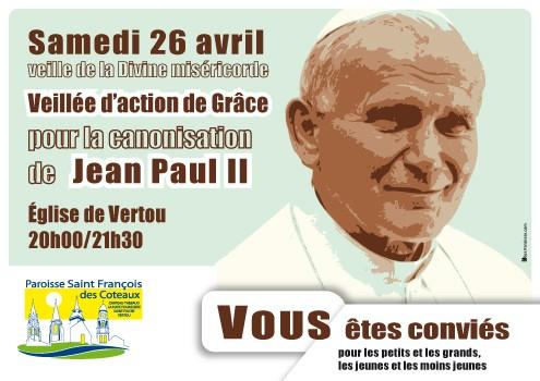 13i_INVITATION_soiree-JPII, soirée d'action de grâce, divine miséricorde,