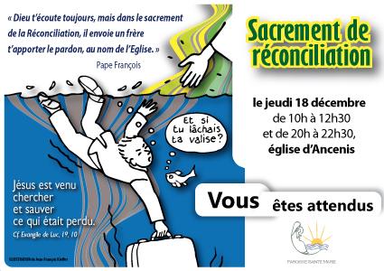 12, Réconciliation_affiche paroisse, sacrement de la réconciliation, pardon